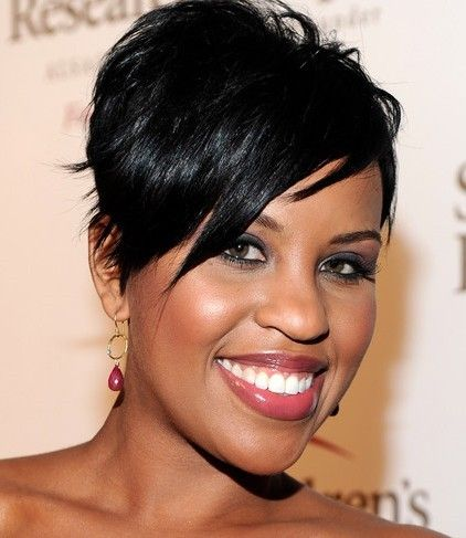 Strange 1000 Images About Beautiful Black Hair On Pinterest Short Short Hairstyles Gunalazisus