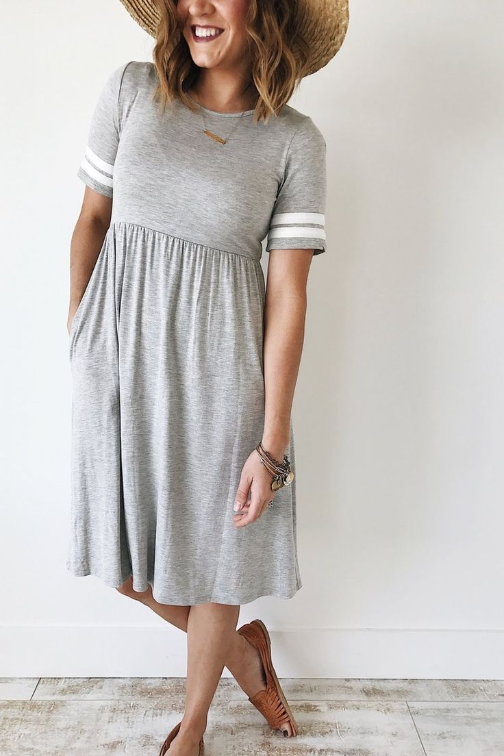 Ivy League Summer Dress | ROOLEE