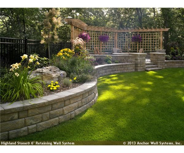 Explore Anchor Wallu0027s Image Gallery To Find Retaining Wall Design Ideas And  Inspiration For Your Next Project. Browse A Variety Of Retaining Wall  Photos ...