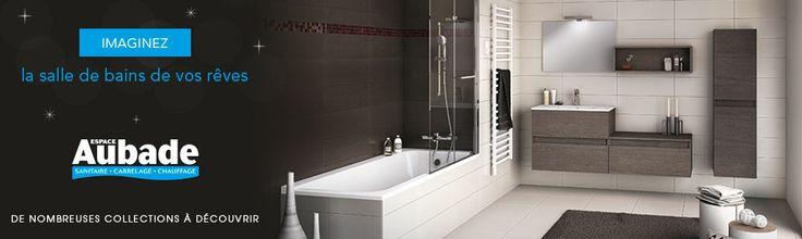 petite salle de bains 4m2 pour une salle d 39 eau raffin e c t design pinterest. Black Bedroom Furniture Sets. Home Design Ideas