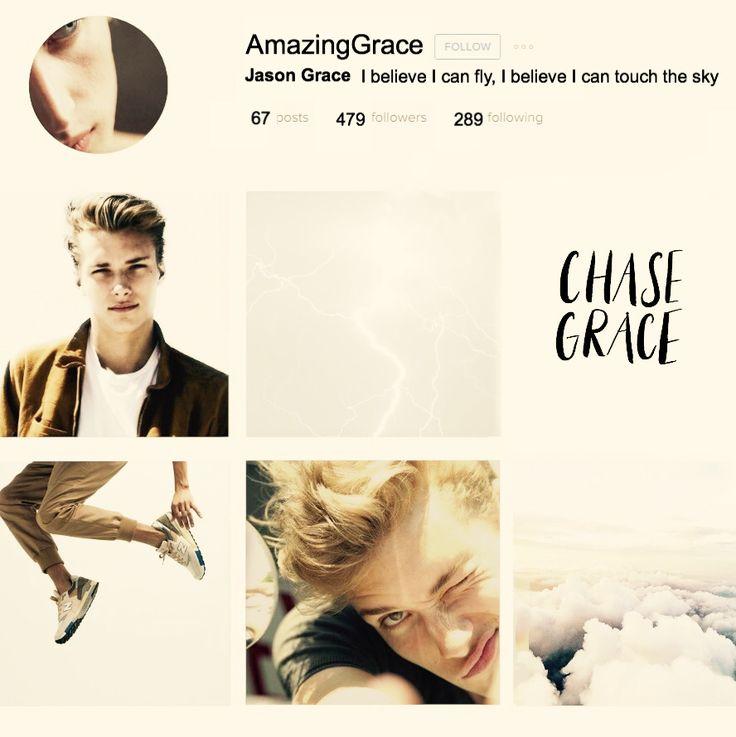 Jason Grace Instagram