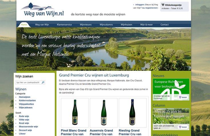 Weg van Wijn. http://cowpunks.nl/portfolio_webdesign_websites_webapplicaties_onlinemarketing/weg_van_wijn