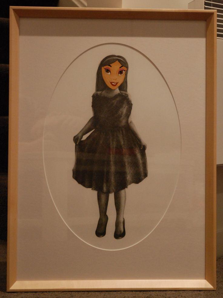 2013 - Princess Jasmine, Age Seven