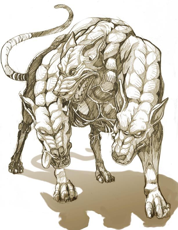 Information and Images/Pictures of Greek Mythological Beasts and Creatures.
