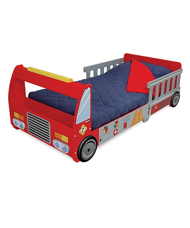 17 best images about little boy 39 s room on pinterest astronauts tractor bed and disney rooms - Ikea fire truck bed ...