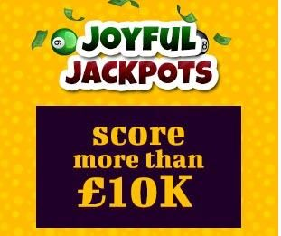 Have unlimited fun and cash prizes by participating in joyful #jackpot #bingo #games