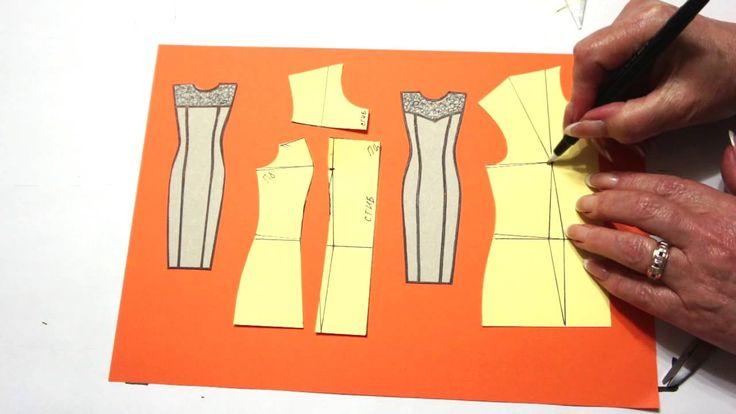 Моделирование со Светланой Поярковой: Кокетки над грудью