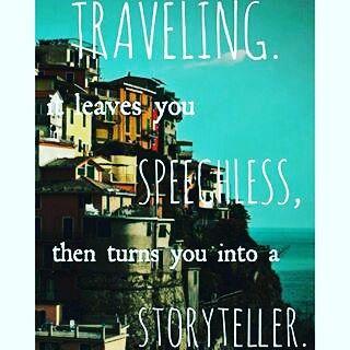 Amen. Double tap if you agree. #travelquote #qotd #monday #travel #inspo