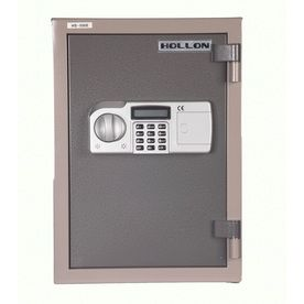 Hollon 2-Hour Fireproof Home Safe Electronic/Keypad Commercial/Residential Floor Safe Safe Hs-500E