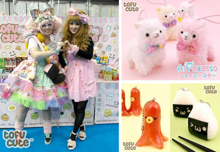 Selling Kawaii Japanese Gifts, Interview with Rosanna Mackney of Tofu Cute  Thank you, Rosanna!