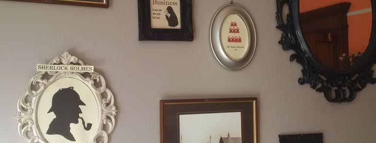 Sherlock Holmes Tea Room Edinburgh