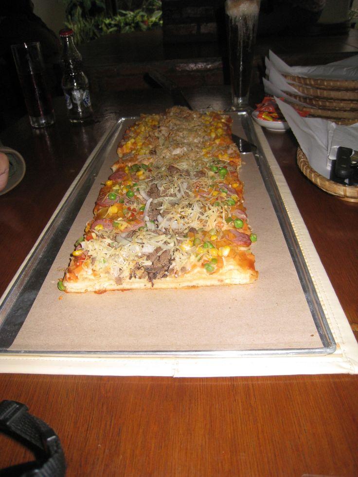 Pizza Meteran Bogor