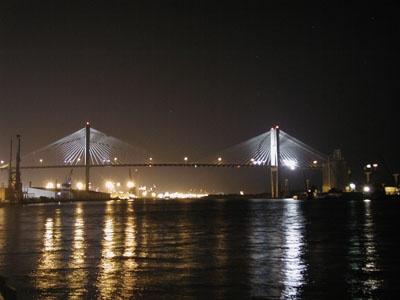 Savannah, GA : SAVANNAH bridge