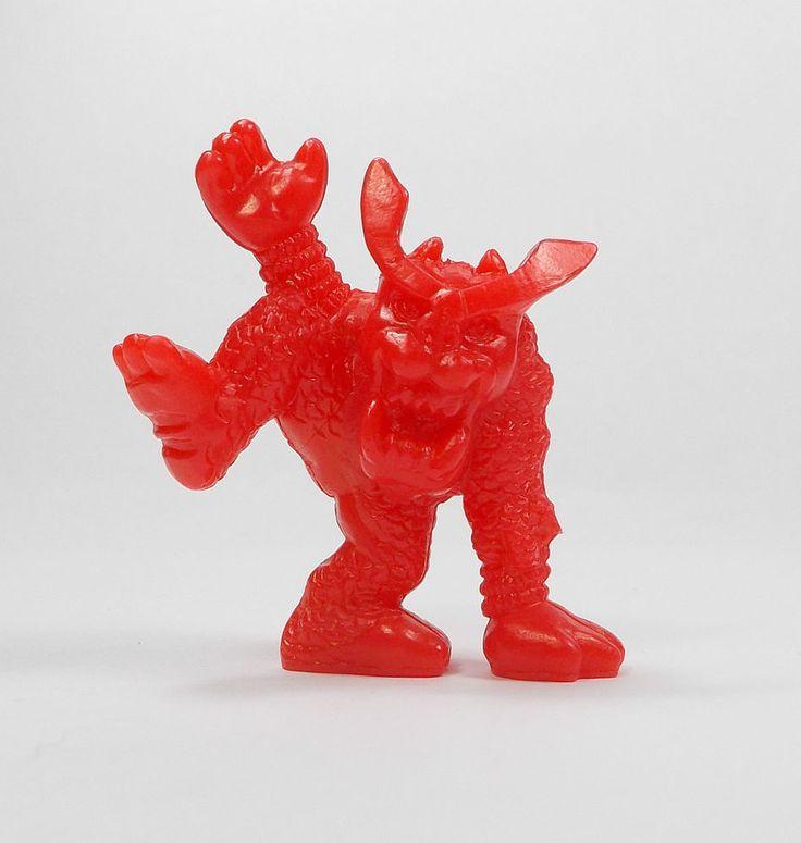 Monster In My Pocket - Series 1 - 23 Hobgoblin - Red