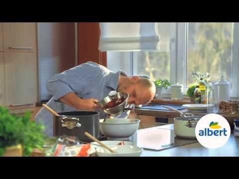 Sorbet z lesních plodů - Škola vaření se Zdeňkem Pohlreichem - YouTube