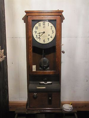 1934-International-Time-Recording-Co-Time-Clock