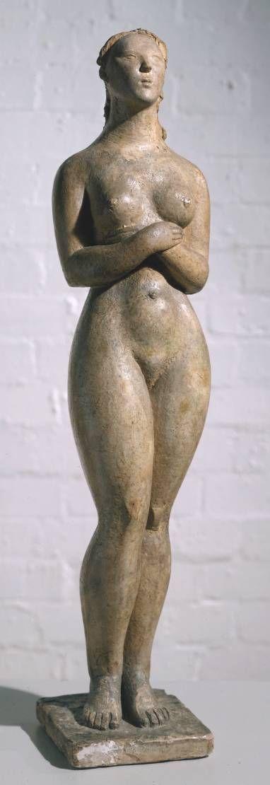 Jacques Lipchitz Pregnant Woman 1912