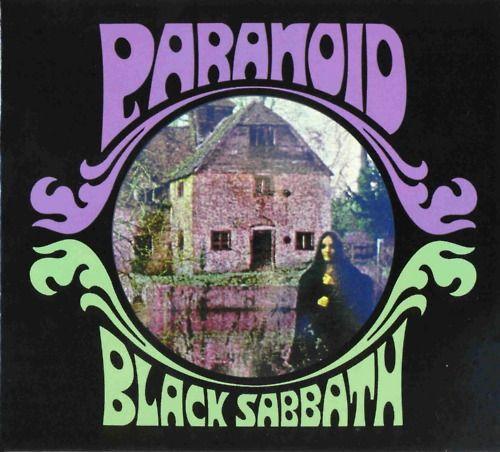 Back Sabbath - Paranoid