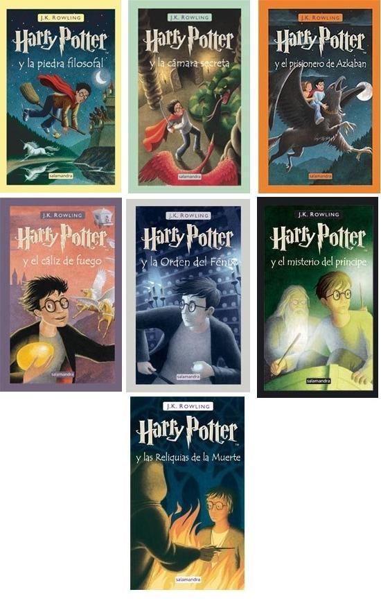 Puede notarse que los libros cada vez mas van ganando una trama mas compleja y oscura, en mi opinión un logro de la saga (me refiero a los libros) fue motivar a nuevos lectores en su mayoría niños y adolescentes en el mundo de la literatura, por esa razón 10 puntos para J.K. Rowling