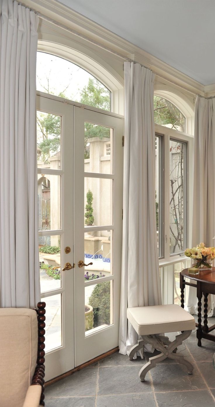 French doors a beautiful home pinterest interior - Pictures of interior french doors ...