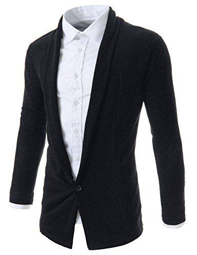 Showblanc (SBGD161) Homme Slender Fit Bocaci Knitted Point Sexy Casual Cardigan BLACKBLACK XX-Large(Chest 42) Showblanc http://www.amazon.com/dp/B014R6R7JY/ref=cm_sw_r_pi_dp_Mxgmwb1BHTNYA