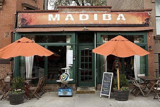 Madiba's in Brooklyn...South African cuisine!