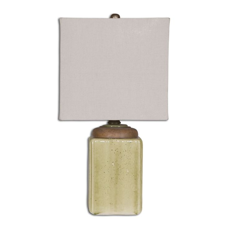 Shop Uttermost  26207-1 Kildare Green Ceramic Table Lamp at ATG Stores. Browse our table lamps, all with free shipping and best price guaranteed.