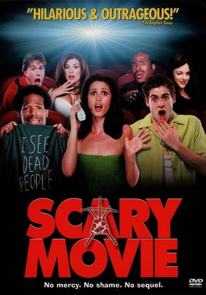 Scary Movie (VHS, 2001, Exclusive Bonus Edition)