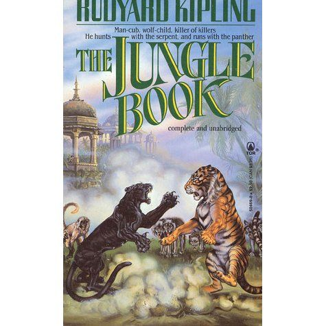 This edition of The Jungle Book includes a Biographical Note, Foreward, Preface, and Afterword by Jane Yolen.Run with them. Or fear them-...