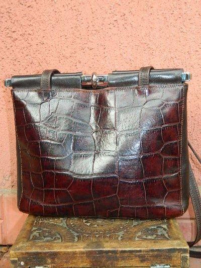 VintageBazar.ro - Magazin de haine si accesorii vintage . Coccinella piele…
