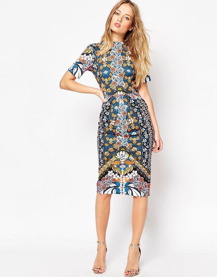 Best 25+ Asos wiggle dress ideas on Pinterest   Blue work dresses ...