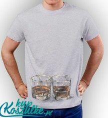 Nadruki na koszulkach, koszulki z napisami - KupKoszulke