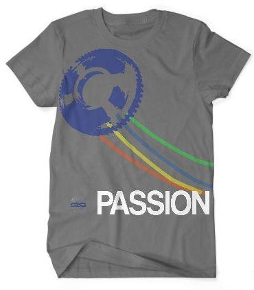 Design concept for a t-shirt. Client is a mechanic wheels manufacturer