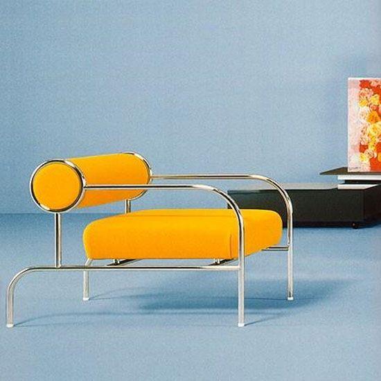 Sofa With Arms - Cappellini, Shiro Kuramata
