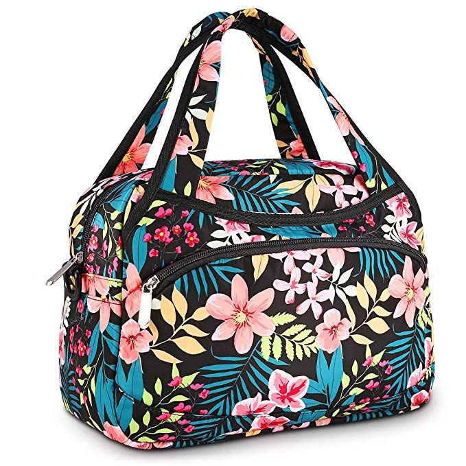 Reusable Soft Lunch Tote for Work Men and Kids Insulated Lunch Bag for Women