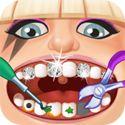 Celebrity Dentist App iTunes App Icon Logo By Bear Hug Media - FreeApps.ws