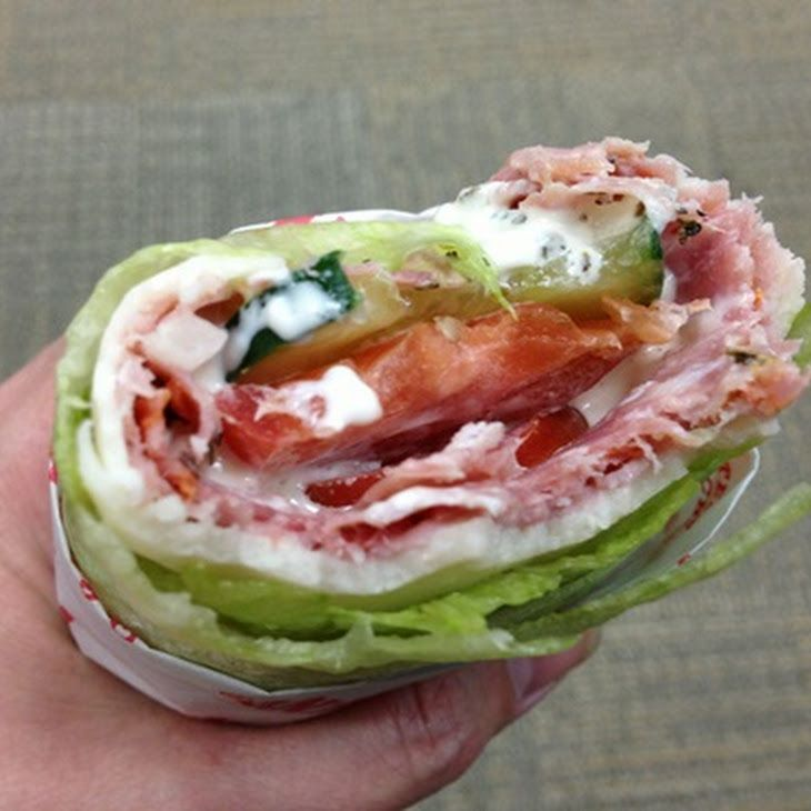 Low Carb Sub Sandwiches