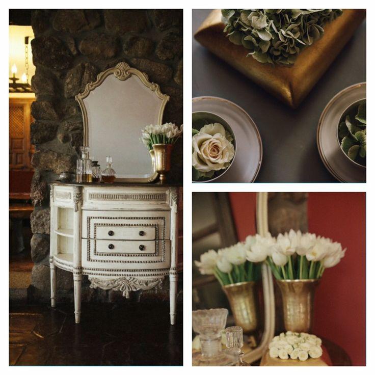 Love&Winter  Inspiración para bodas de invierno: elegantes, íntimas y sofisticadas. Decoración mesa boda, colores neutros y dorado, decoracion mesa pieles, rosas blancas, lettering dorado. Decoración bodas elegantes.