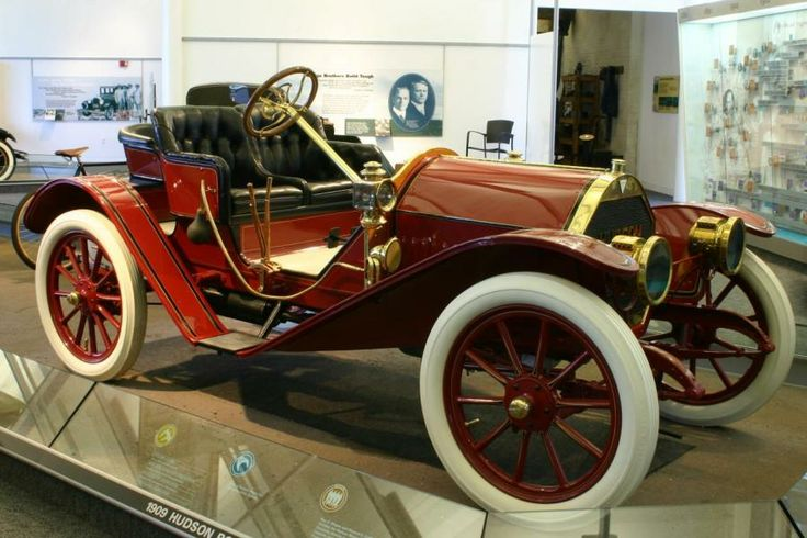 1909 Hudson Model 20 Roadster Autos Antiguos > 1769 al