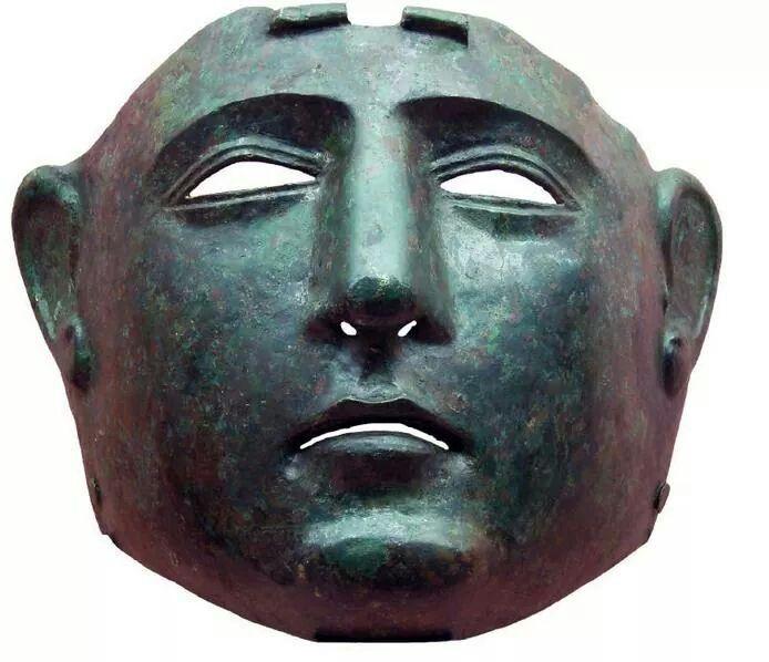 - Mascara Romana de Caballeria