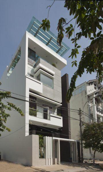 Thiết kế nhà phố 6x16m đẹp
