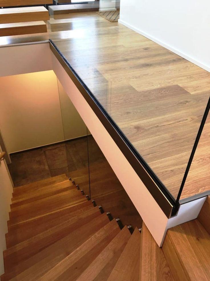 Kragarmtreppe dreieich: flur & diele von lifestyle-treppen.de
