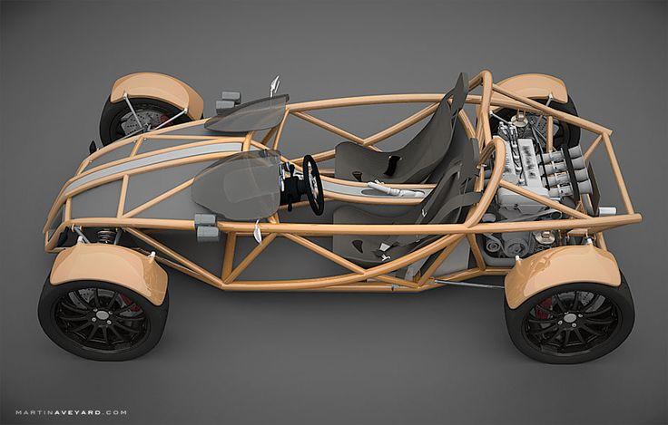 Martin Aveyard design - great work!