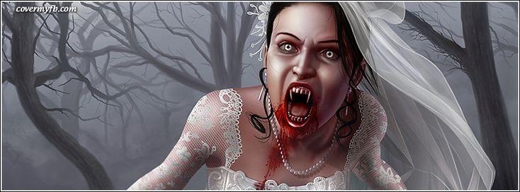Vampire Bride Facebook Covers, Vampire Bride FB Covers, Vampire Bride Facebook Timeline Covers, Vampire Bride Facebook Cover Images