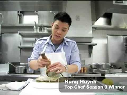 "Top Chef Shows How to Cook a Geoduck ""Three Ingredients"" Episode 1"