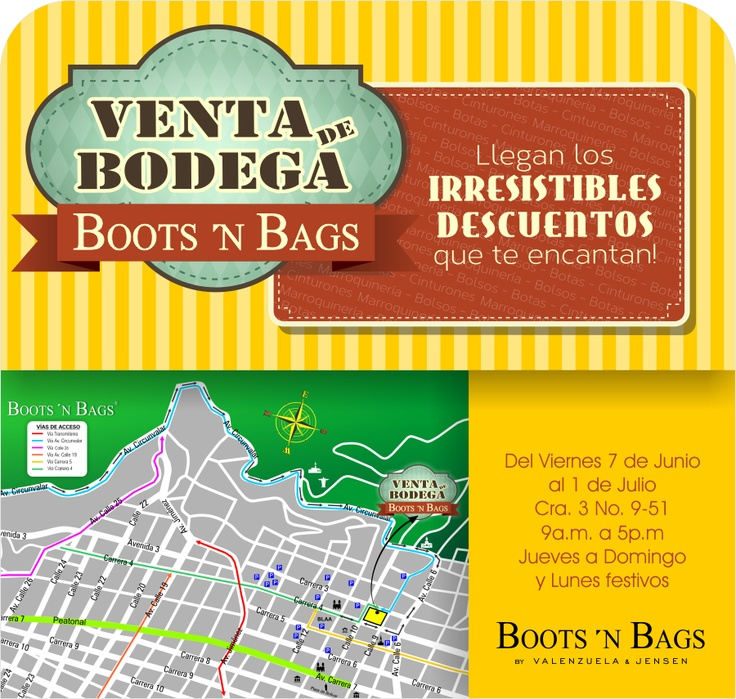 Venta de Bodega.