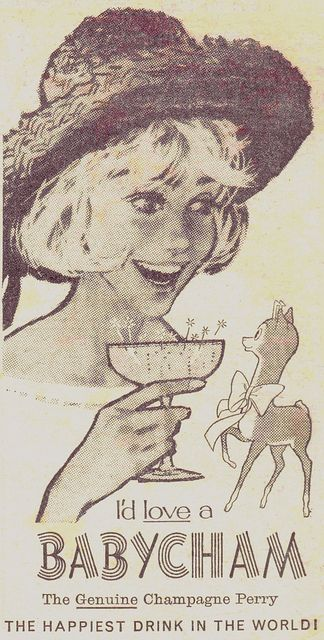 BABYCHAM by old school paul, via Flickr