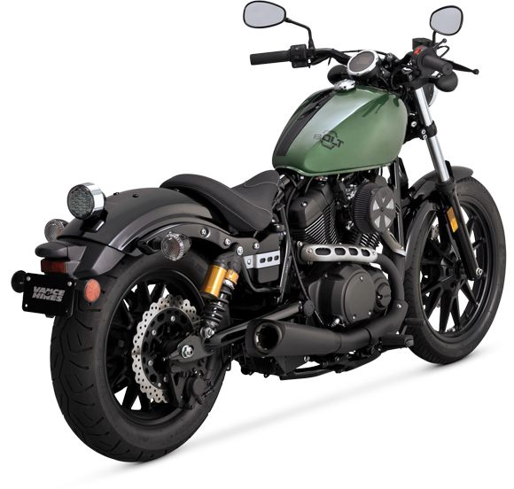 Vance & Hines | Competition Series Slip-on for the Yamaha Bolt