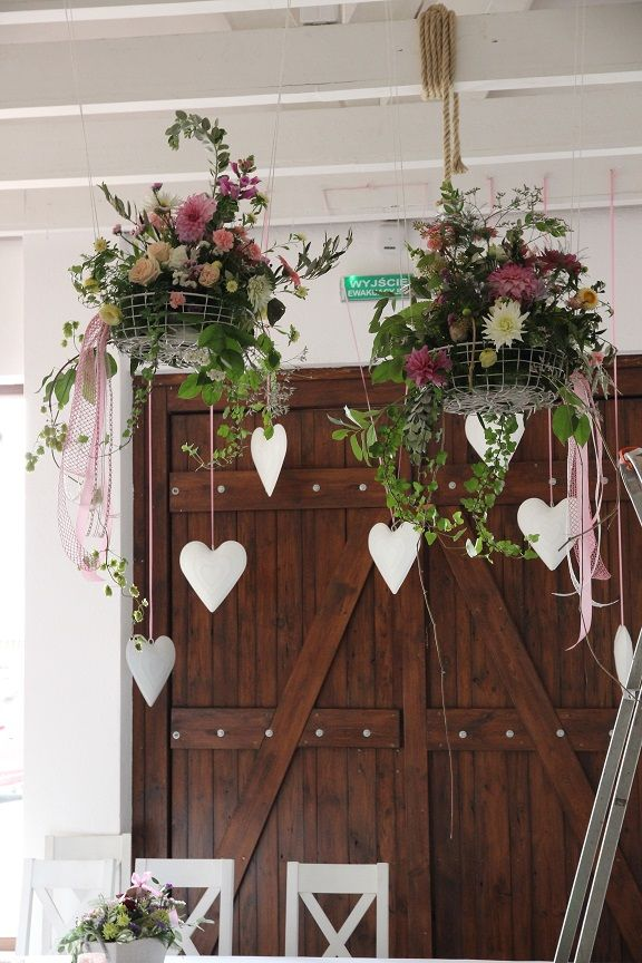 Decoration for bride and groom:)