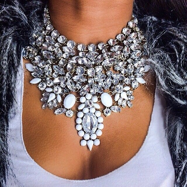 statement necklace of my dreams